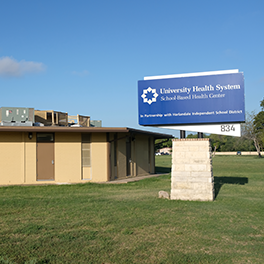 Harlandale ISD School-based Health Clinic